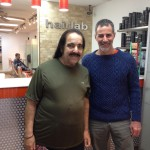 Vinnie and Ron Jeremy