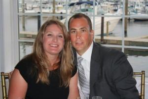Tom and Deb Barbieri