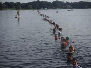 simba lake swim