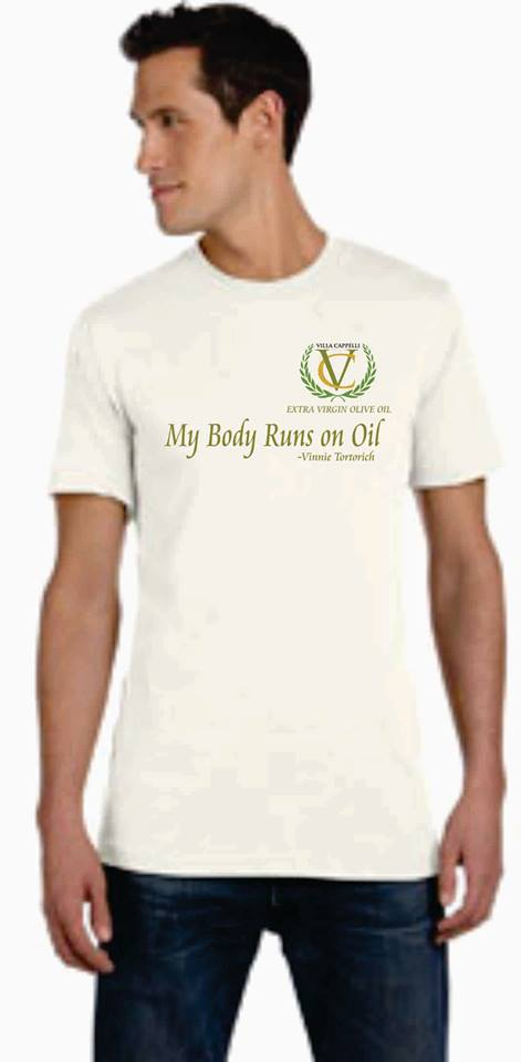 My Body Runs On Oil