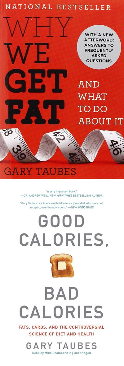 Good Calories, Bad Calories   Why We Get Fat   Vinnie Tortorich ...