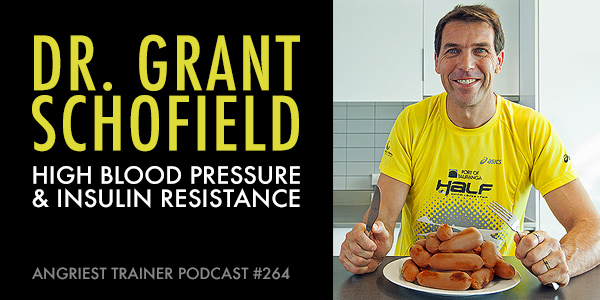 Angriest Trainer 264: Dr. Grant Schofield