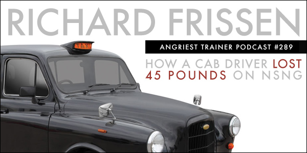 Angriest Trainer 289: 1-on-1 with Richard Frissen