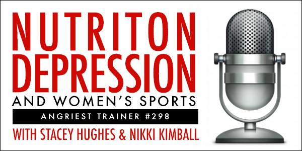 Angriest Trainer 298: Stacey Hughes and Nikki Kimbal