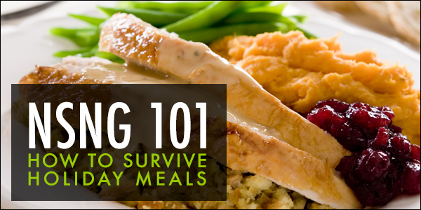 Angriest Trainer 320: NSNG 101 Holiday Eating