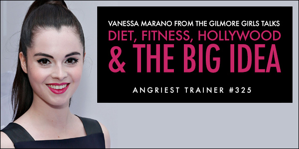 ANGRIEST TRAINER 325: ONE-ON-ONE WITH VANESSA MARANO