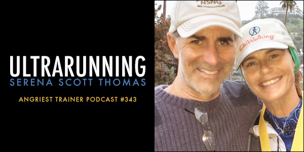 THE ANGRIEST TRAINER 343:  ONE-ON-ONE WITH SERENA SCOTT THOMAS