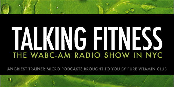 The Talking Fitness Radio Show