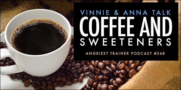 COFFEE, SWEETENERS AND AMATEUR ATHLETES