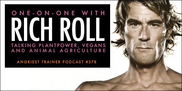 Vegans vs. Paleo and Plantpower with Rich Roll