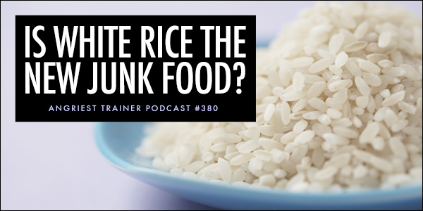 Is Rice the New Junk Food? And Debunking Weight Loss Myths.