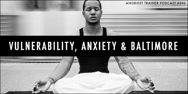 Vulnerability as Strength and Dealing with Anxiety