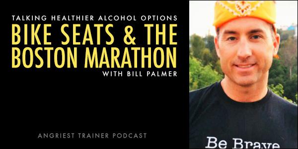 Healthier Alcohol Choices, Bike Seats, and the Boston Marathon