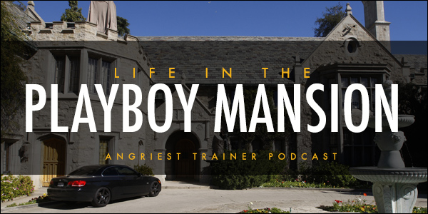 Life in the Playboy Mansion