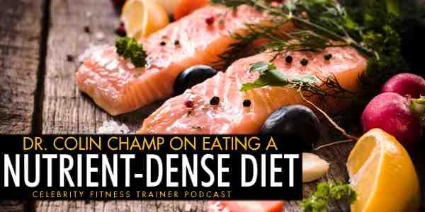 Eating a Nutrient-Dense Diet