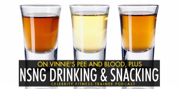 Episode 595 - NSNG Drinking and Snacking