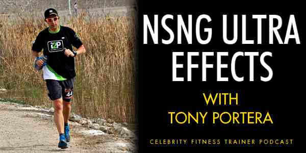 NSNG Ultra Effects with Tony Portera