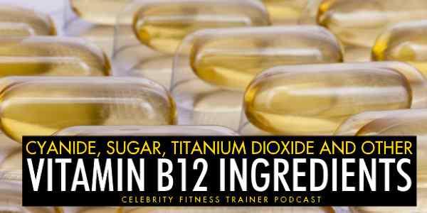 Vitamin B12 Ingredients