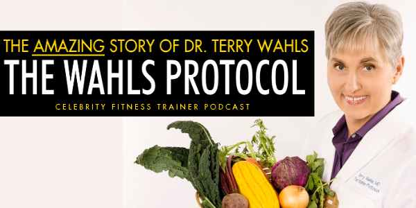 Episode 604 - The Amazing Dr Terry Wahls