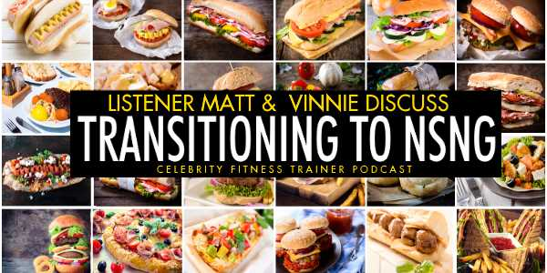 Episode 613 - Transitioning to NSNG