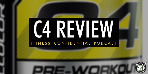 C4 Review and Post-Exercise Nutrition