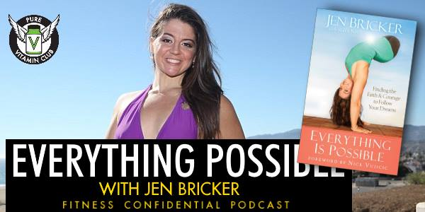 Everything is Possible with Jen Bricker