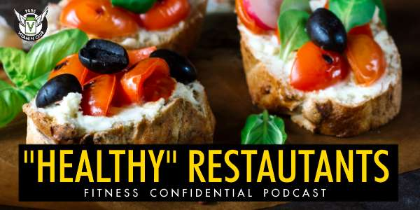 """""""Healthy"""" Restaurants and Vinnie's Birthday"""
