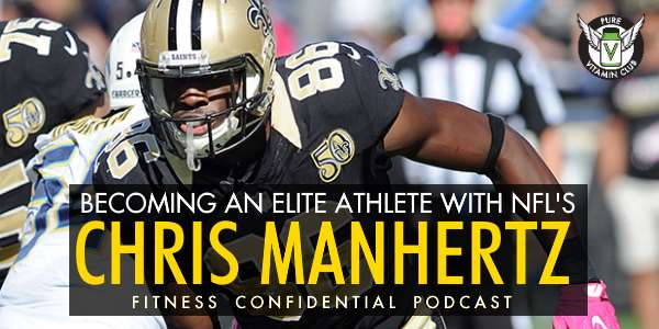 Episode 699 - Becoming an Elite Athlete with NFL's Chris Manhertz