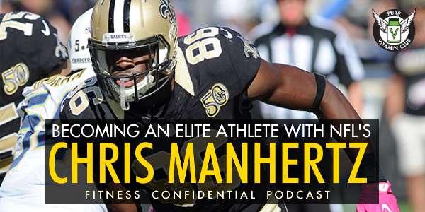 Becoming an Elite Athlete with NFL's Chris Manhertz