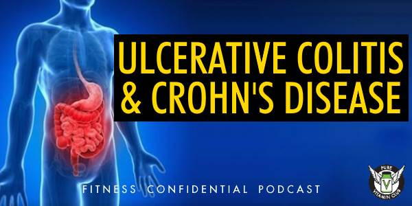 Ulcerative Colitis and Crohn's with Listener Aaron