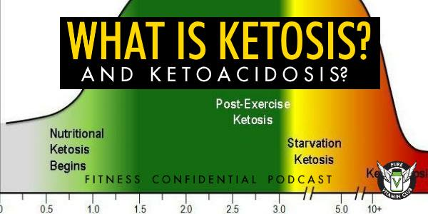 What is Ketosis? And Ketoacidosis?