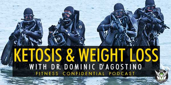 Ketosis and Weight Loss with Dr. Dominic D'Agostino