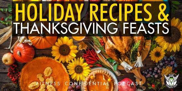 Holiday Recipes and Thanksgiving Feasts!