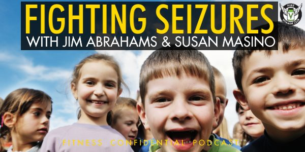 Episode 711 - Fighting Seizures Jim Abrahams Susan Masino