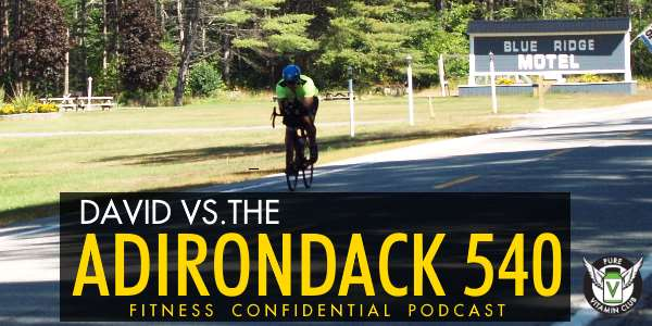 Episode 712 - David vs the Adirondack 540