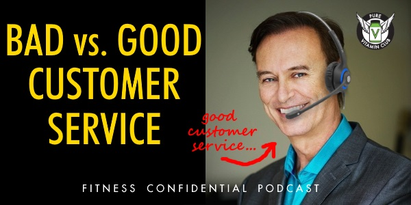 Episode 738 - Bad vs. Good Customer Service