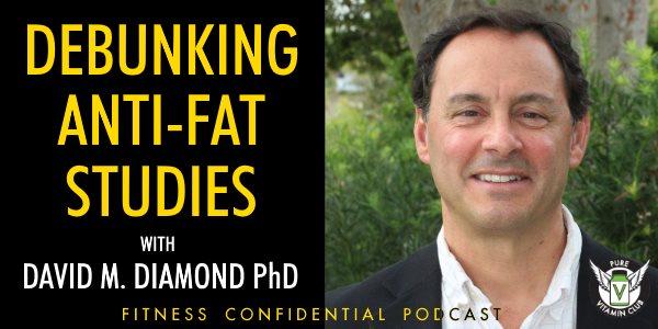 Debunking Anti-Fat Studies with Dr. David Diamond – Episode 751