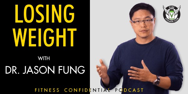 Episode 754 - Losing Weight with Dr. Jason Fung