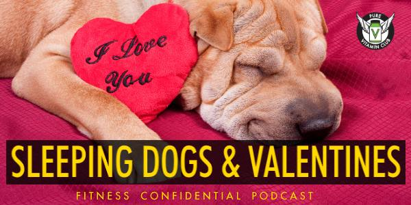 Episode 759 - Sleeping Dogs and Valentines