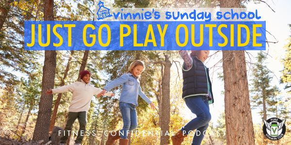 Just Go Play Outside – Episode 771