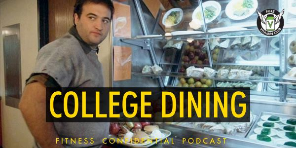 College Dining – Episode 773