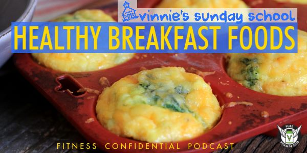 Episode 780 - Healthy Breakfast Foods