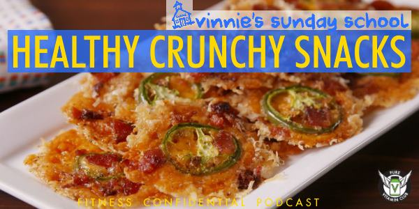 Healthy Crunchy Snacks – Episode 802