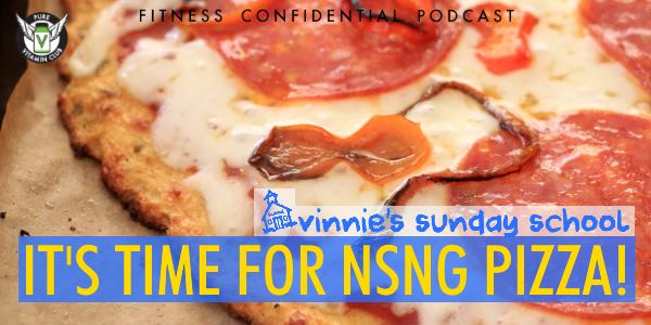 It's Time For NSNG Pizza! – Episode 807