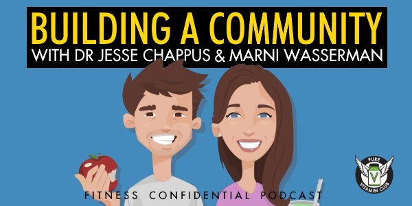 Episode 820 - Building a Community with Jesse and Marni