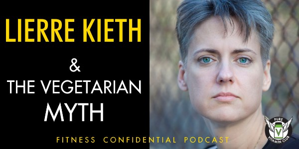 Episode 829 - Lierre Kieth & The Vegetarian Myth
