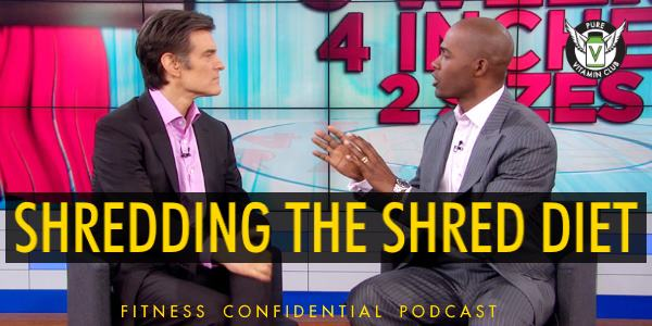 Shredding the Shred Diet – Episode 831