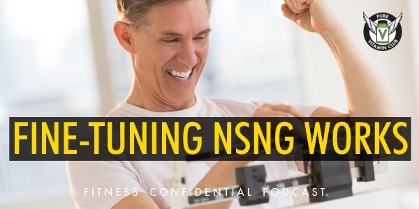 Fine-Tuning NSNG Works – Episode 848
