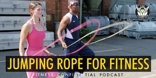 Episode 852 - Jumping Rope for Fitness