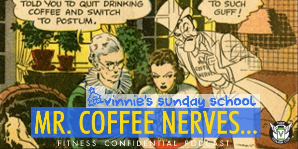 Episode 862 - Mr Coffee Nerves